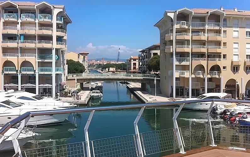 Bonito Var Saint-Raphael Apartamento -