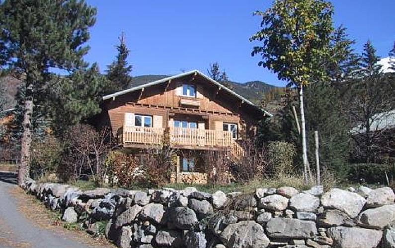Chalet Hautes-Alpes Saint-Chaffrey Countryside villa -