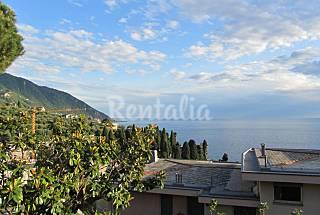 Villa zur Vermeitung, 350 Meter bis zum Strand Genua