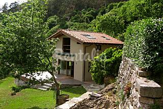 House with 1 bedroom 9 km from the beach Asturias
