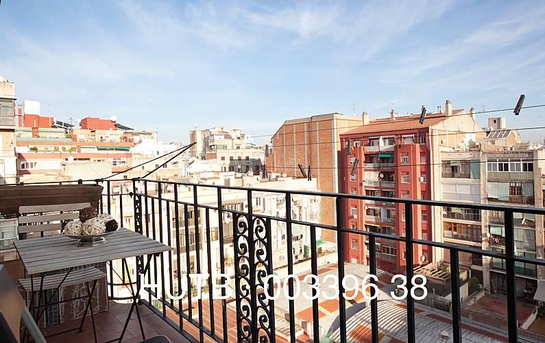 Appartamento per 7 persone nel centro di barcellona for B b barcellona economici centro