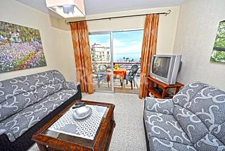 Central apartment,sea views, near the beach Málaga