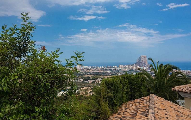 Casa para 7 pessoas em alicante pla del mar teulada alicante costa blanca - Casa del mar alicante ...