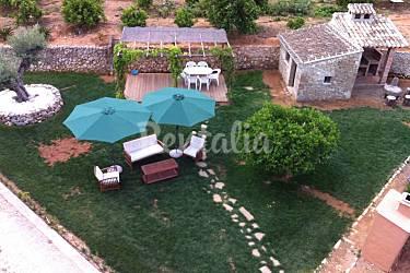 Casa con piscina entre naranjos y pinares carcaixent for Apartamentos con piscina en valencia