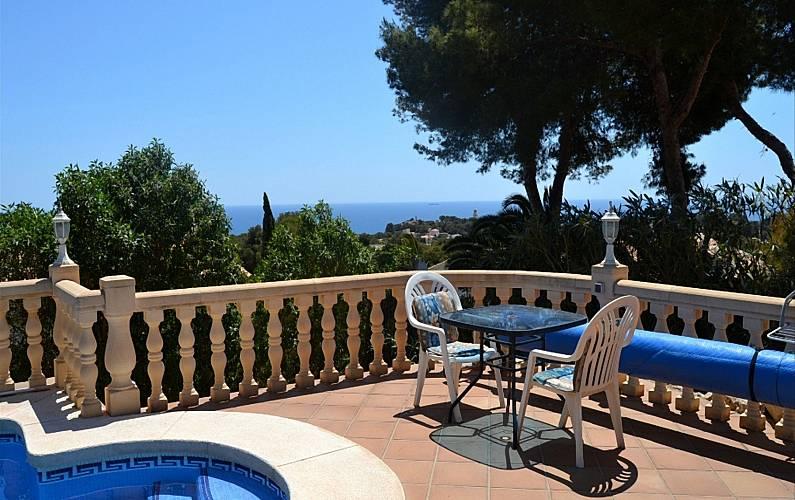 Casa para alugar em javea xabia balcon al mar j vea for Casa domingo alicante