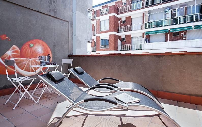 Appartamento in affitto nel centro di l 39 hospitalet de for B b barcellona economici centro
