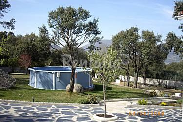 Casa en alquiler con piscina los angeles de san rafael for Casas de alquiler de verano con piscina