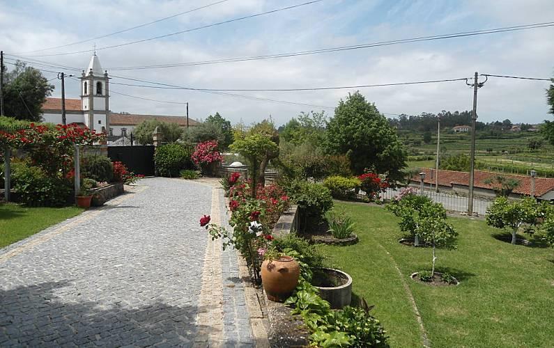 Maravilhosa Vistas da casa Viana do Castelo Viana do Castelo Villa rural - Vistas da casa