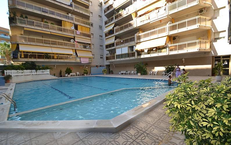 Apartamento para 4 personas en salou vilafortuny cambrils tarragona costa dorada - Apartamentos salou personas ...