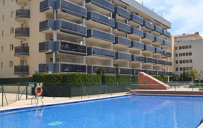Apartamento en alquiler en vila seca la pineda vila seca tarragona costa dorada - Piscinas vilaseca ...
