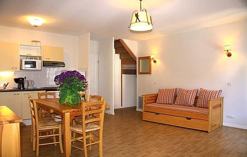 Appartement pour 6 personnes haute garonne cazarilh for Appartement atypique haute garonne