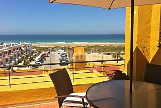 Atico primera linea de playa Cádiz