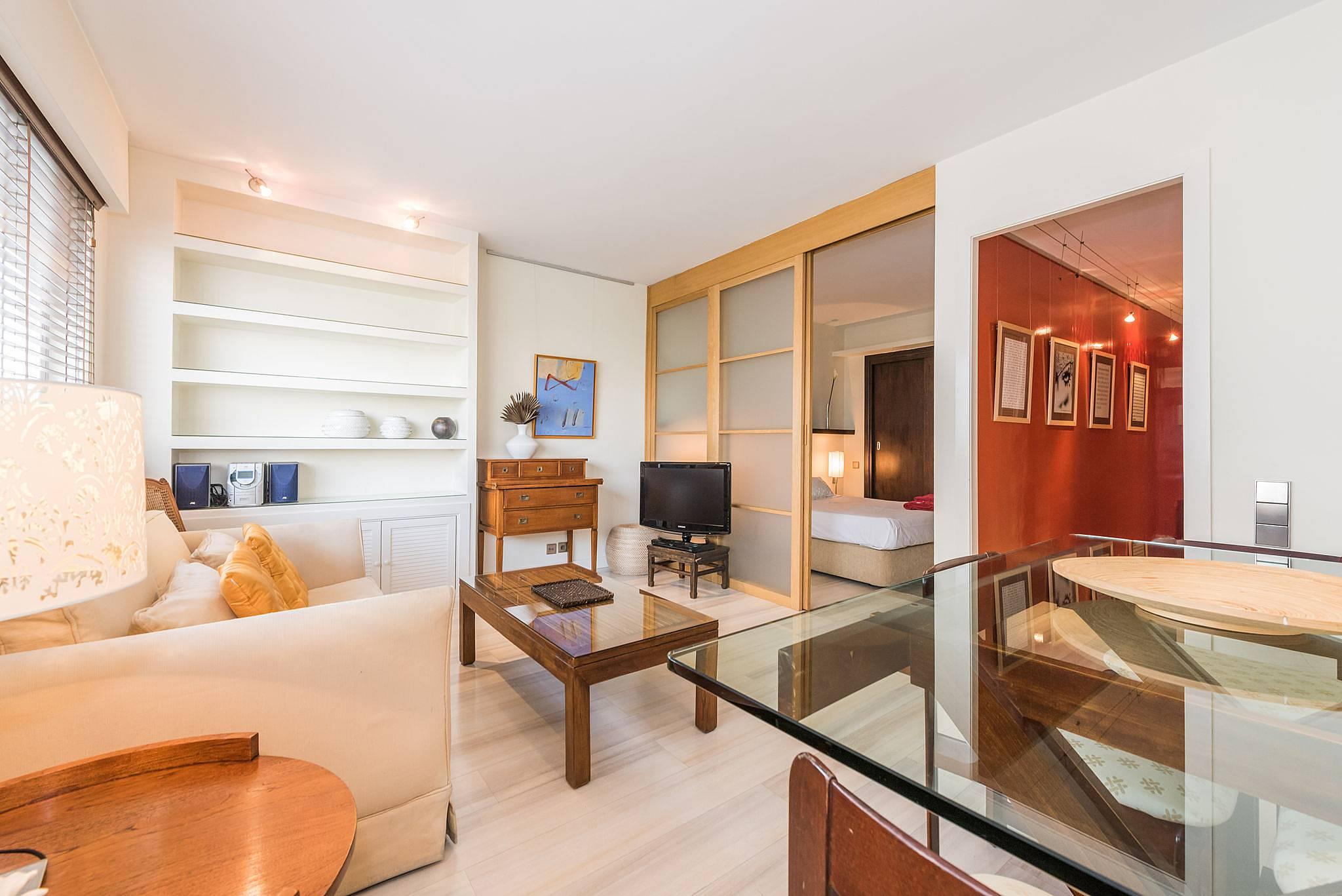 Apartamento para 2 personas en madrid centro madrid for Hoteles chic en madrid