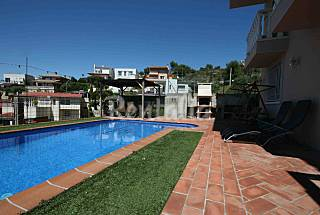 House for rent only 2000 meters from the beach Barcelona