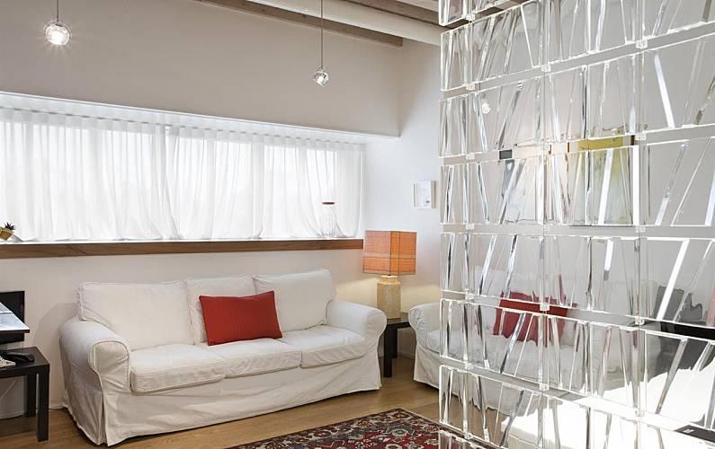 Appartement pour 4 personnes venise venise venise for Appartement design venise