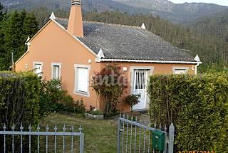 Casa en alquiler a 9 km de la playa Lugo