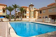 4 Apartments only 50 meters from the beach Murcia