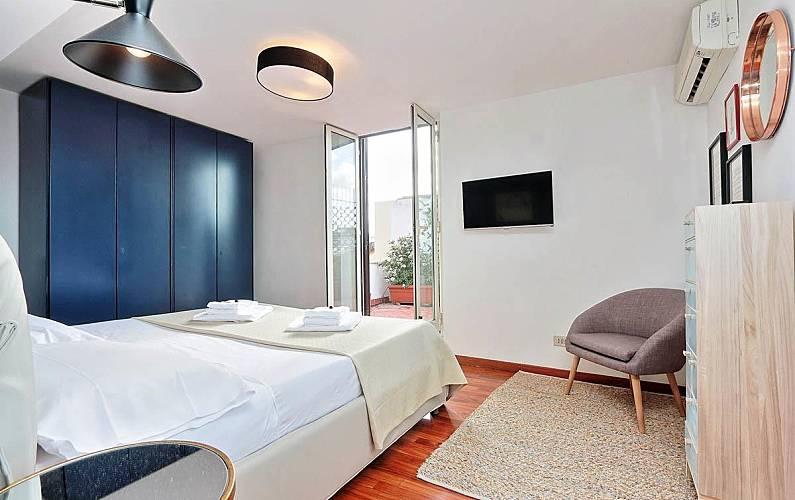 wohnung f r 9 personen in rom il centro rom rom. Black Bedroom Furniture Sets. Home Design Ideas