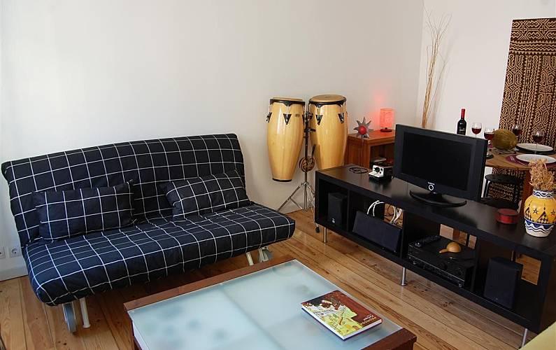 Appartamento in affitto lisbona e valle del tago for Affitti cabina sole valle
