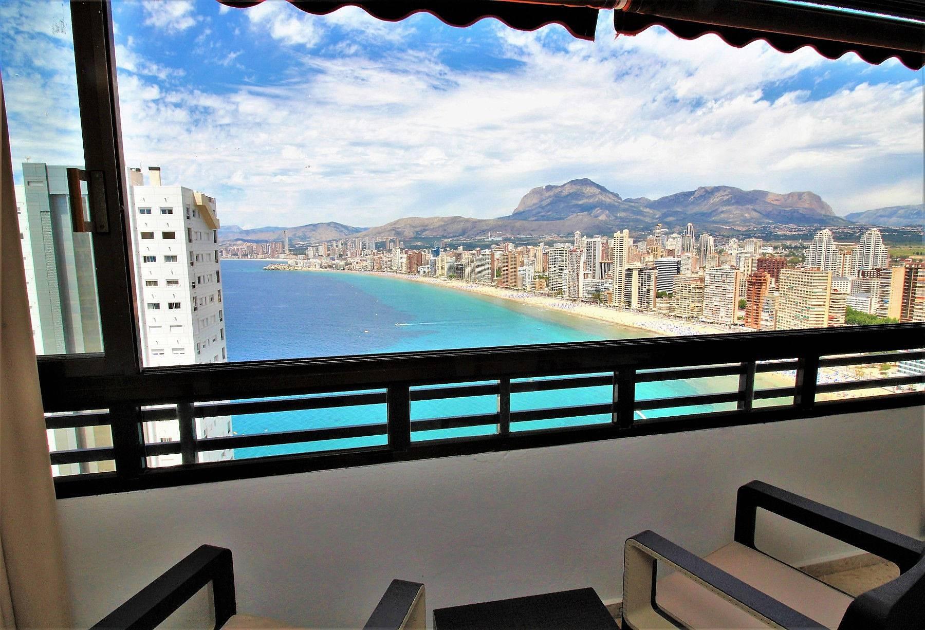 Apartamento en alquiler en coblanca coblanca benidorm alicante costa blanca - Alquiler de apartamentos en benidorm particulares ...