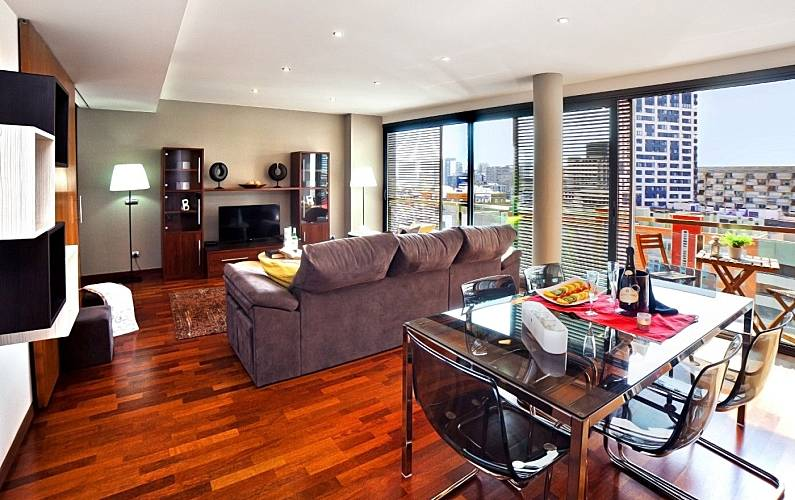 Appartamento in affitto nel centro di barcellona sant for B b barcellona economici centro