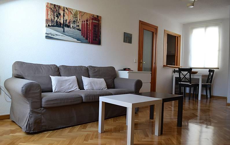 Apartamento en alquiler en vallirana salamanca salamanca ruta v a de la plata - Apartamentos en salamanca ...