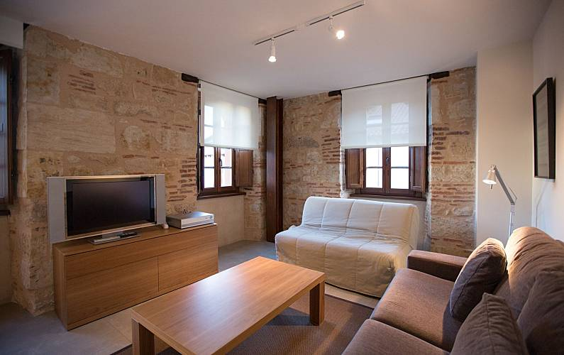 Apartamento para 6 personas en regodeiras salamanca salamanca ruta v a de la plata - Apartamentos en salamanca ...