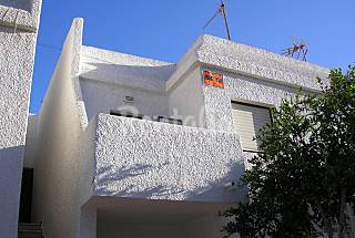 Apartamento para 4-6 personas a 100 m de la playa Almería