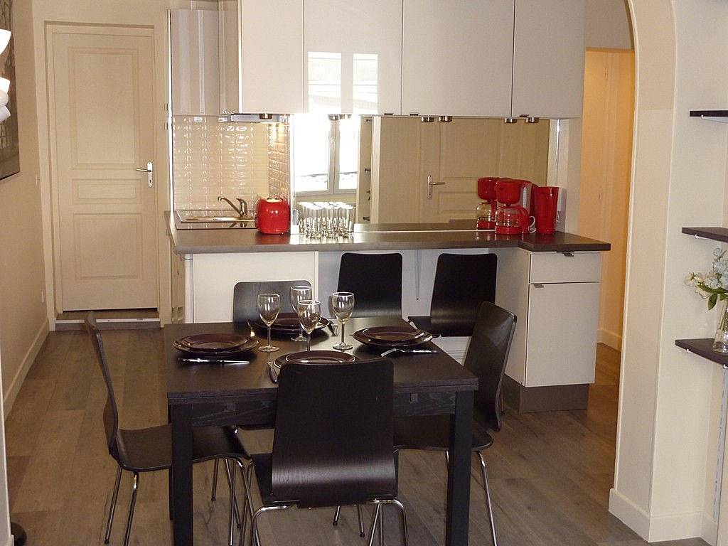 Appartement pour 5 personnes paris paris 18e paris for Appart hotel paris pour 5 personnes