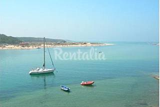 Apartment for 2-4 people only 100 meters from the beach Beja