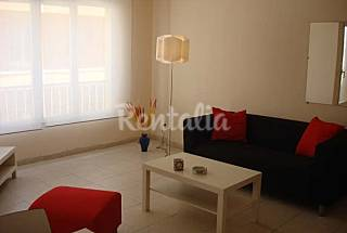 Apartment with 3 bedrooms on the beach front line Majorca