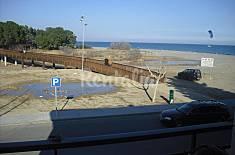 Wohnung für 4-6 Personen direkt am Strand Tarragona