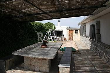 Villa para 10 14 pers con piscina y gran jacuzzi - Mesas de piedra para exterior ...