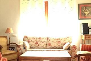 Casa para 4-5 personas con jardín privado Lugo