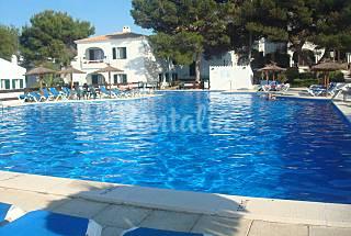Apartamento con piscina, dos terrazas y wifi  Menorca