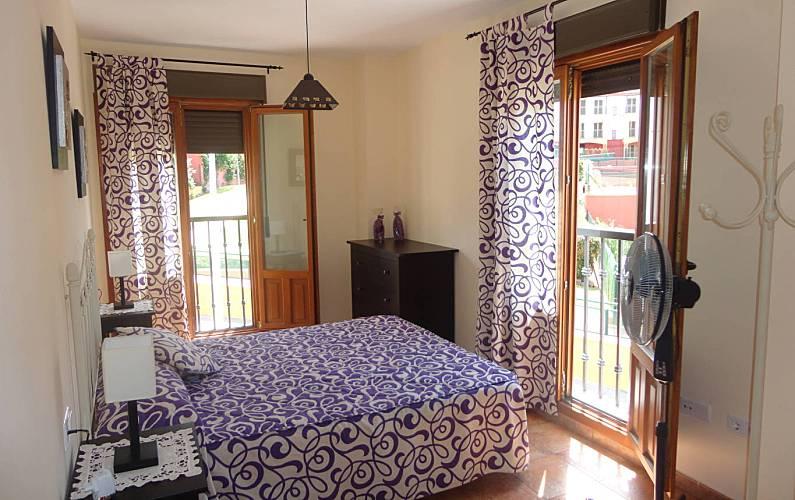 Apartment Bedroom Huelva Ayamonte Apartment - Bedroom