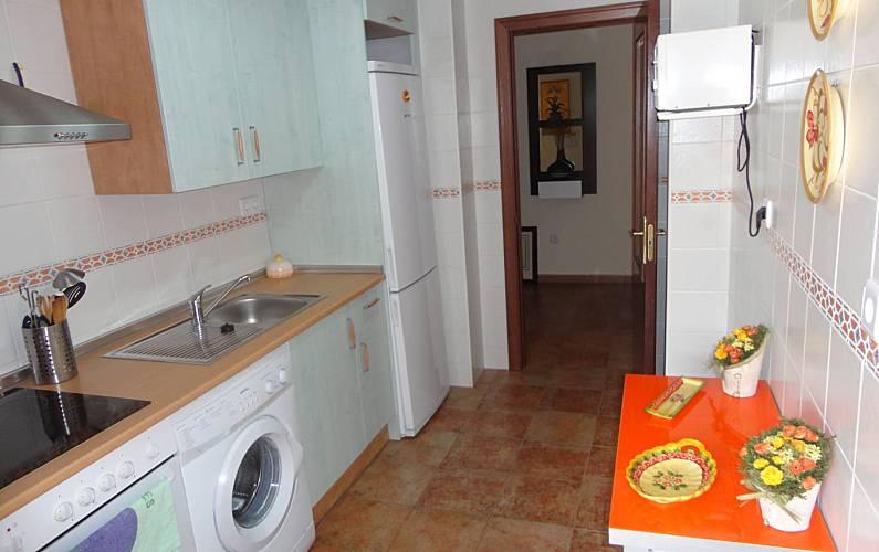 Apartment Kitchen Huelva Ayamonte Apartment - Kitchen