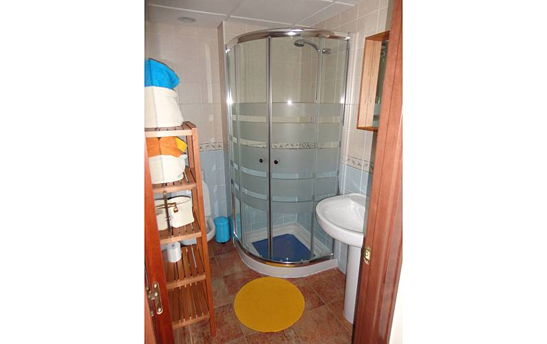 Apartment Bathroom Huelva Ayamonte Apartment - Bathroom