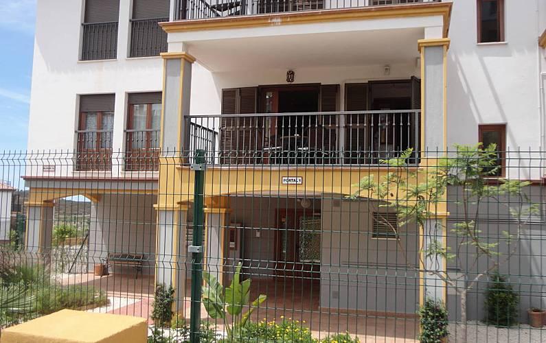 Apartment Outdoors Huelva Ayamonte Apartment - Outdoors