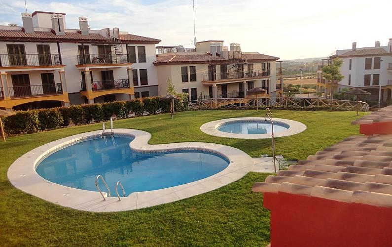Apartment Swimming pool Huelva Ayamonte Apartment - Swimming pool