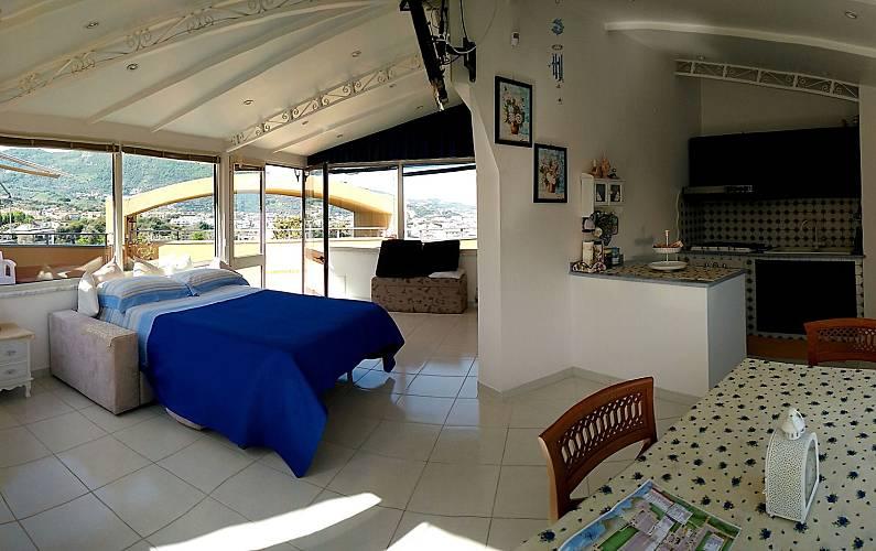 Apartamento para 2 personas en l 39 aquila sant 39 agnello - Sofa cama aquila ...