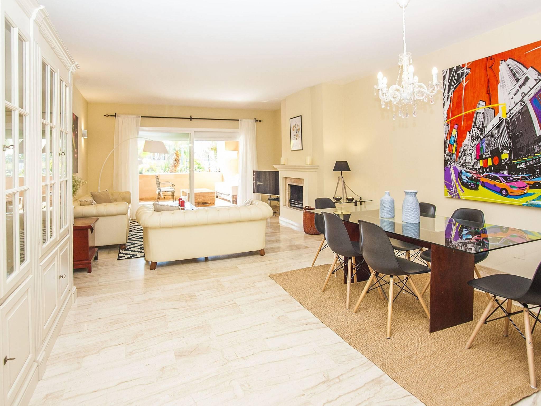 Apartamento en alquiler en atalaya isdabe atalaya isdabe estepona m laga costa del sol - Alquiler apartamentos en estepona ...