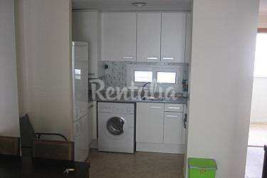 Apartment Kitchen Murcia San Javier Apartment