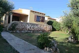 Chalet de 3 habitaciones a 500 m de la playa Menorca