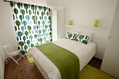 Casa de 2 habitaciones a 500 m de la playa Lisboa