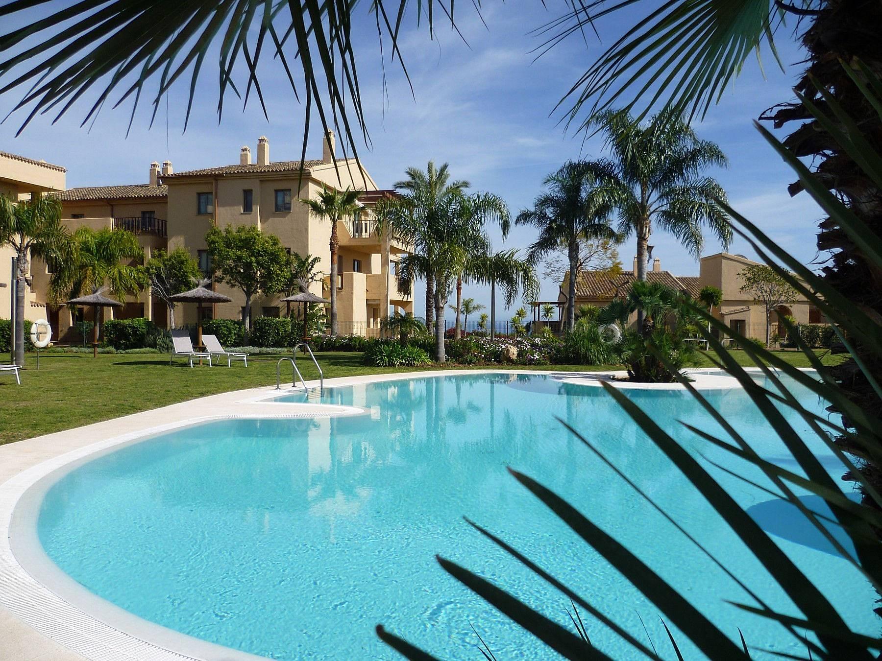 Apartamento en alquiler en estepona cortes estepona m laga costa del sol - Alquiler apartamentos en estepona ...