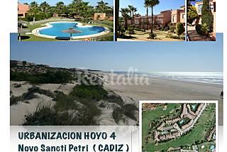 Chalet en el Novo Sancti Petri ( 750 m. playa ) Cádiz