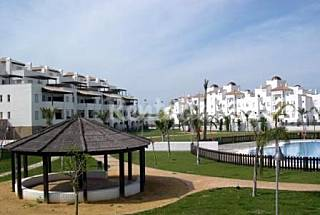 Casa adosada para 8 personas en golf y playa Cádiz