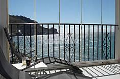 Apto en acantilado, vistas mar.Internet Wifi Murcia