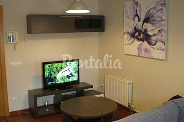 Apartment Living-room Cantabria Suances Apartment